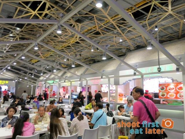 Sands Cotai Central Food Court-001