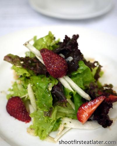 California Inspired Summer Salad