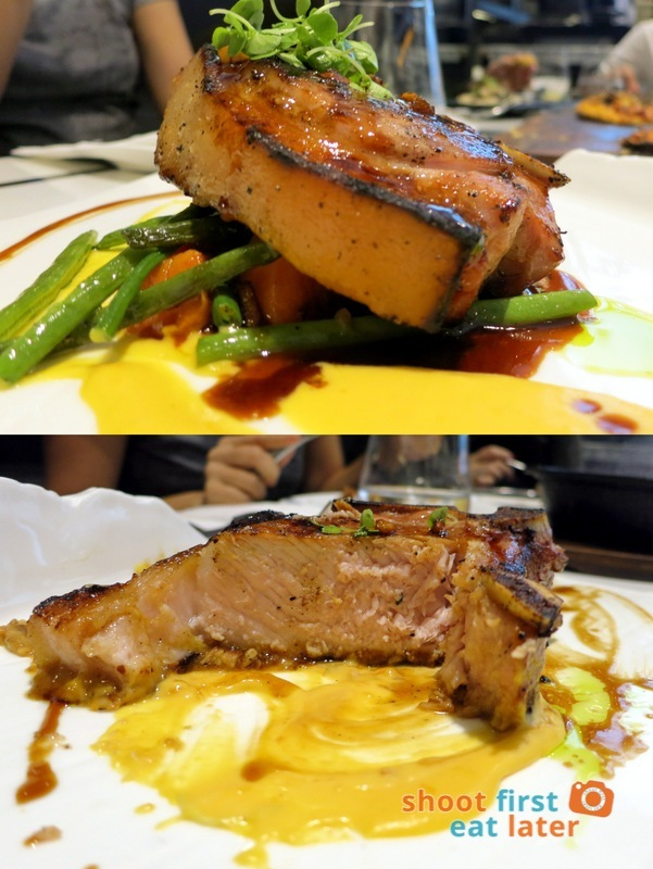 Todd English Food Hall Manila- T.E. Pork Chop P430-001
