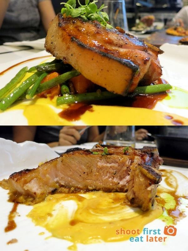 Todd English Food Hall Manila- T.E. Pork Chop P430-001