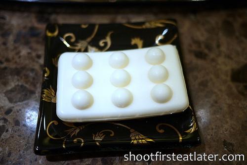 Venetian Macau - Verona Suite-soap