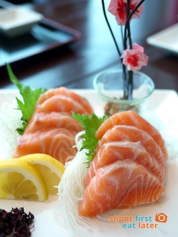 Sakura by Edo San- Shake (salmon) P450