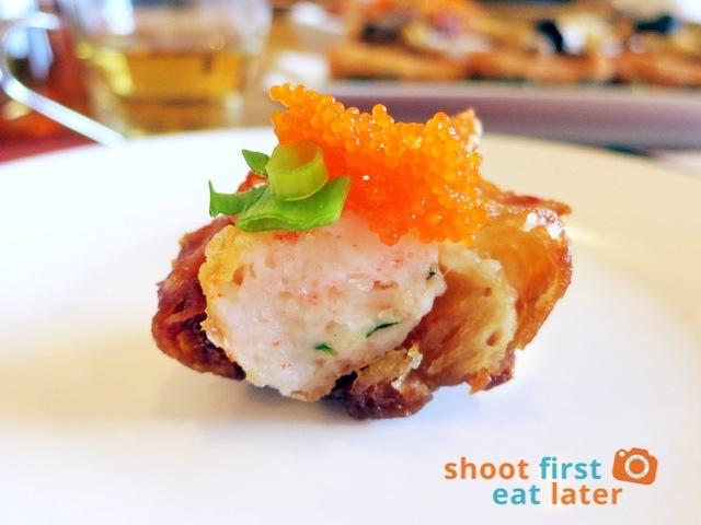 Hainan Shaoye - youtiao stuffed with seafood