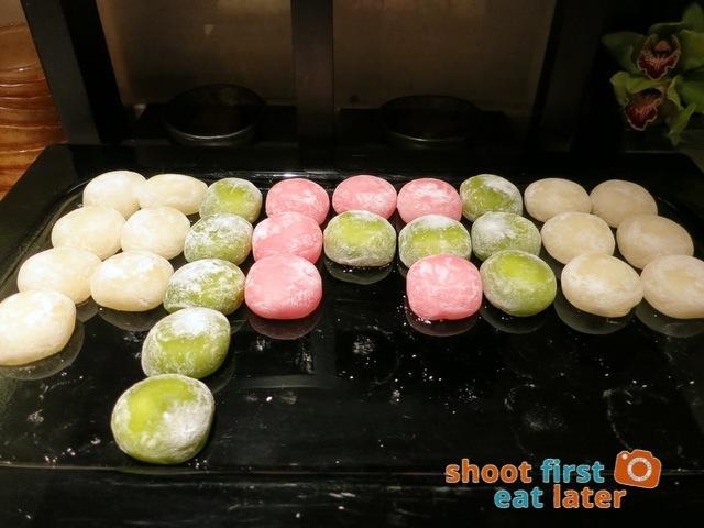 mochi balls