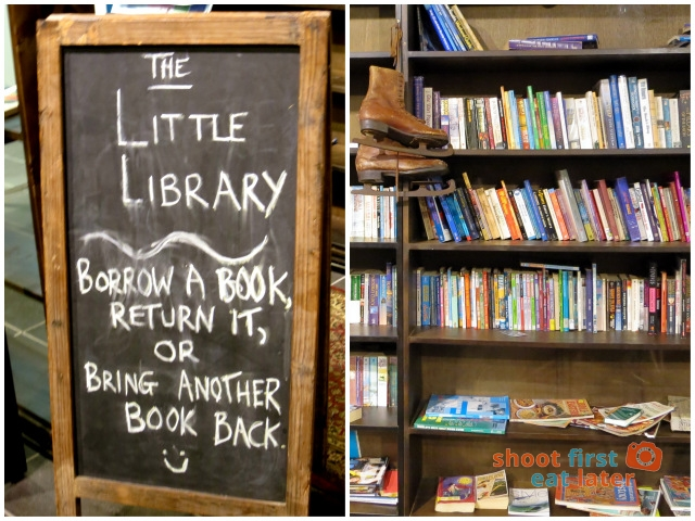 Melbourne Central's Little Library-002