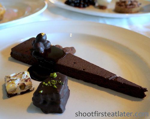Osteria Mozza-cioccolato