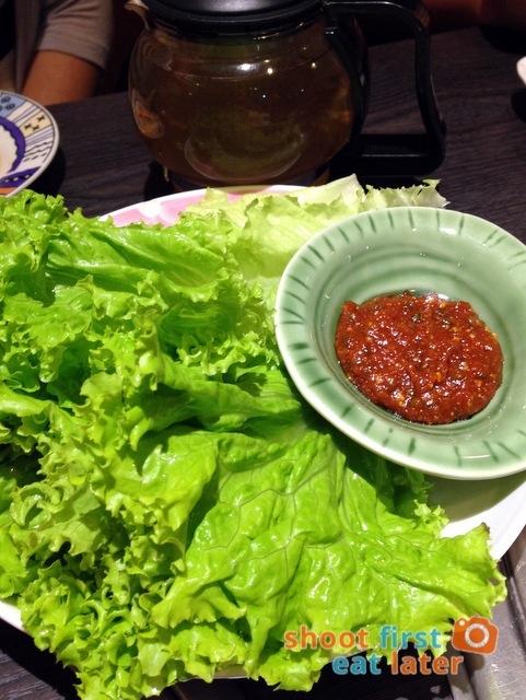 Gyumon Yakiniku Restaurant- Gochujang