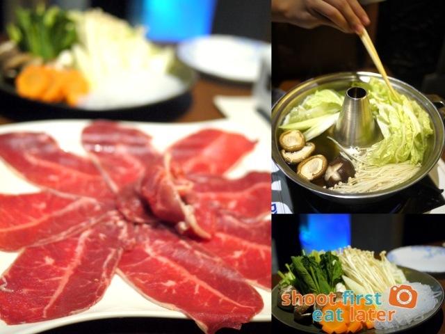 Riozen shabu shabu US beef