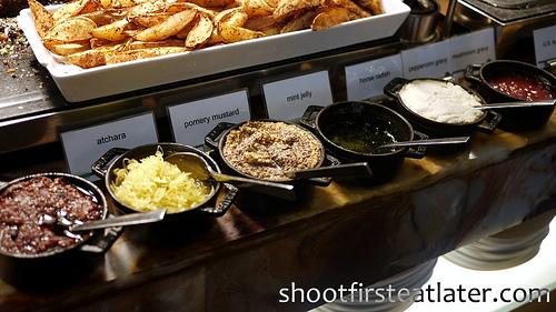 roast beef accompaniments