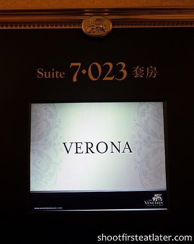 Venetian Macau - Verona Suite-22