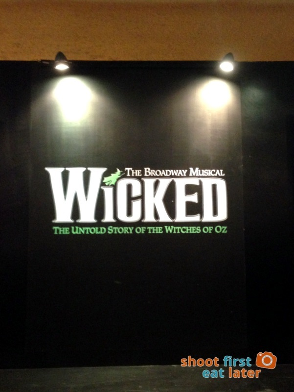 Wicked in Manila