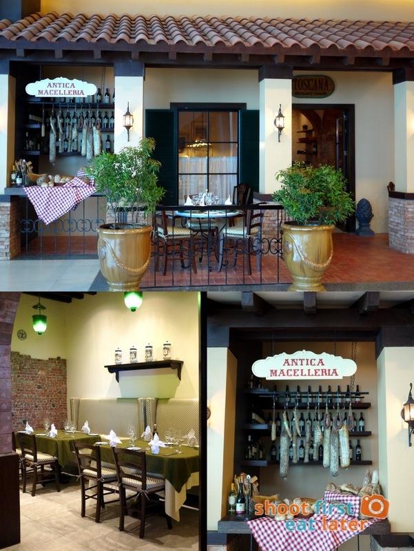 Alphaland's The City Club- Toscana