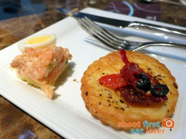 Sheraton Macao Hotel - Palms Afternoon Tea- savory