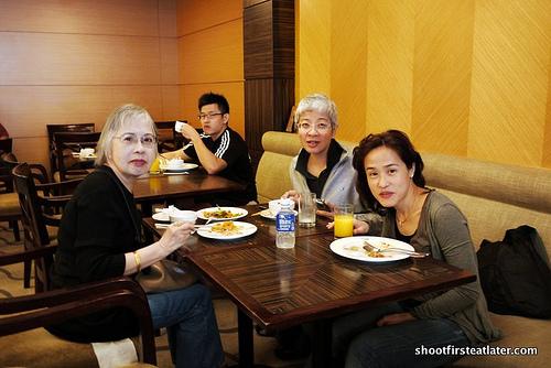 breakfast at Hsuan Mei Hotel-3