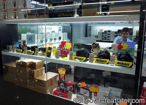 Sim City, Photography Equipment, Hong Kong-8
