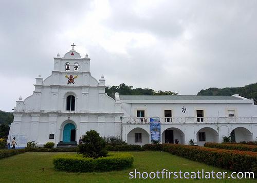 San Carlos Borromeo Church, Mahatao, Batanes