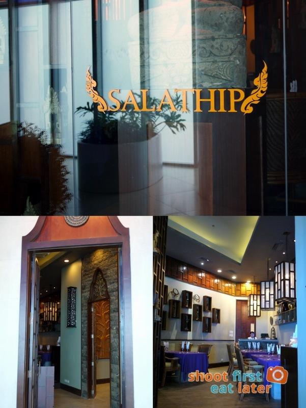 Alphaland's The City Club- Salathip