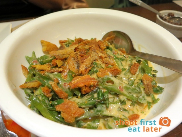 Wooden Spoon - Sigarilyas at Daing P155