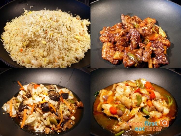 Marco Polo Hotel Ortigas Cucina Restuarant Buffet- Chinese food