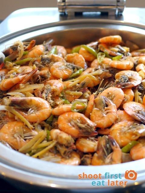 Chef Laudico Guevarra's- hilabos na hipon