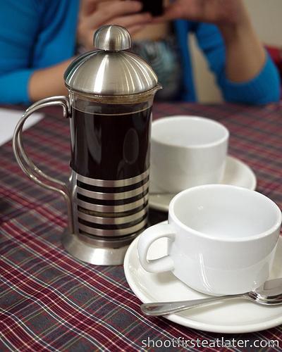 Roaster Juan's Tourne Blend Coffee