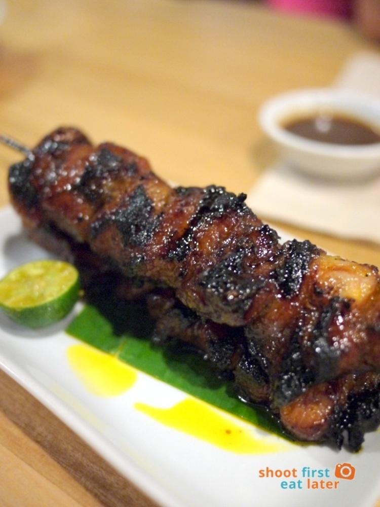 Sarsa Kitchen+Bar- JP-Q Liempo-Q + Sarsa BBQ Sauce P195