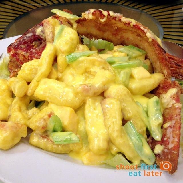 lapu lapu in mango sauce