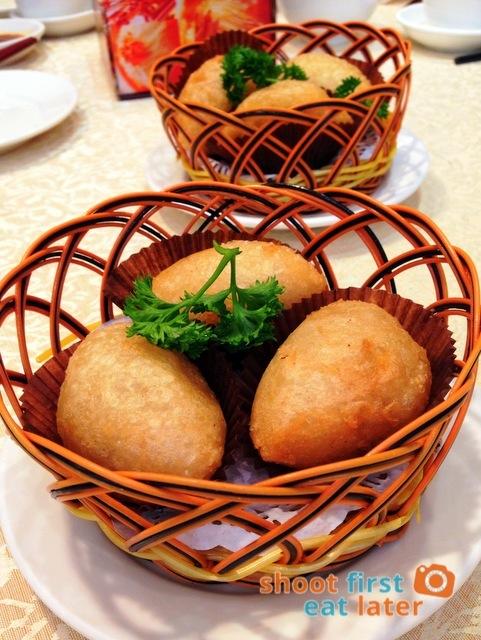 Chuk Yuen Seafood Restaurant- deep fried flavoring dumpling or ham sui kok HK$17
