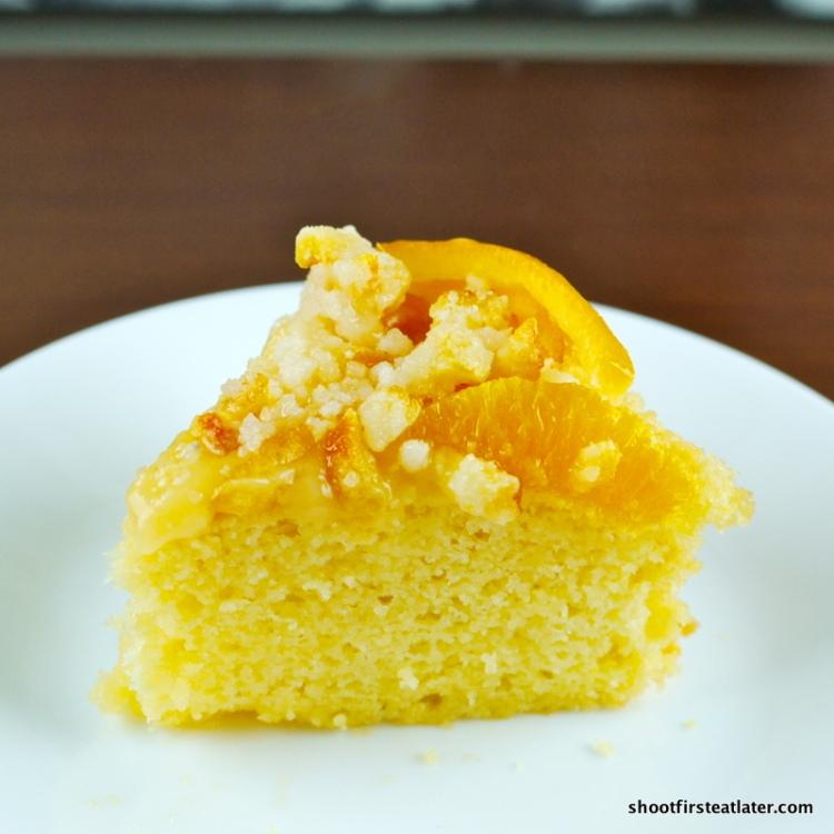 Bellini's Orange Cake-3