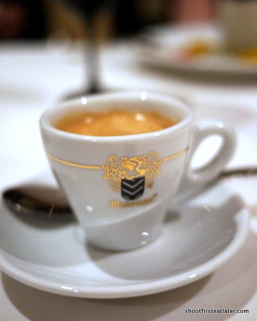 Malongo espresso