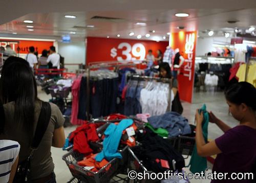 Esprit Outlet, Mong Kok, Hong Kong-6