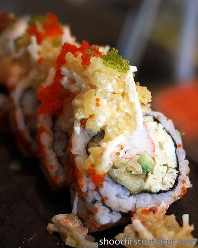 sushi @ Senju-3