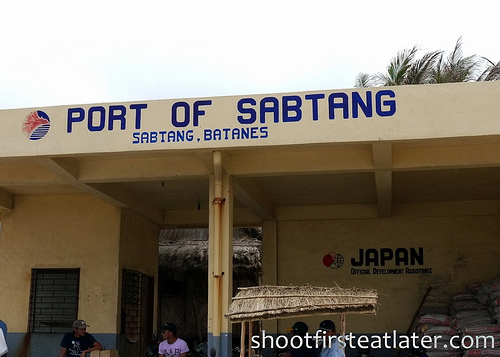 Port of Sabtang