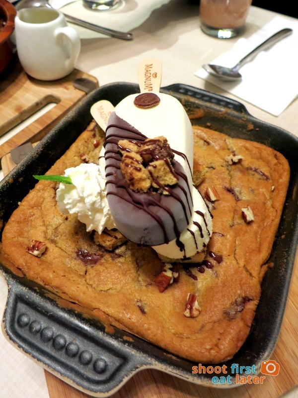Cookie Dough Skillet P300