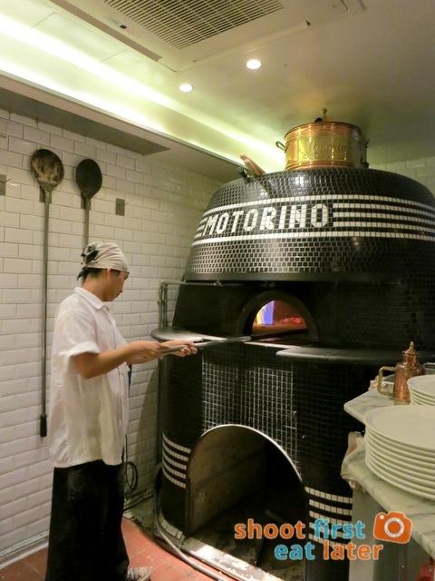 Motorino Pizza HK -003