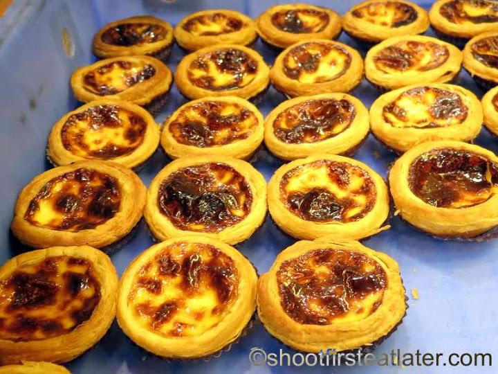 Choi Heong Yuen Bakery Macau- Portugese egg tarts-001