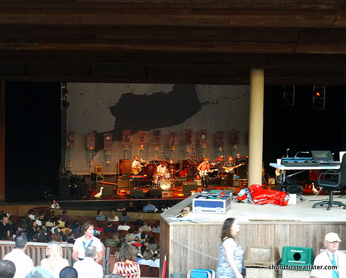 Crowded House at Wolf Trap-3