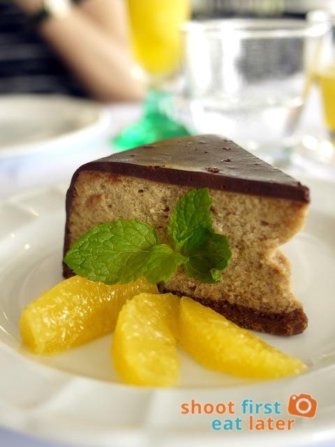 Salted Caramel Chocolate Truffle Cheesecake