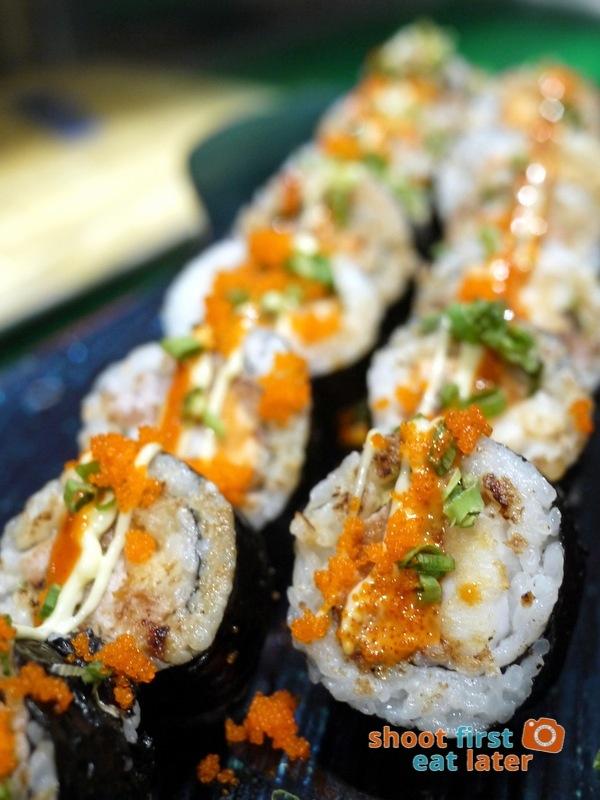 Inagiku, Makati Shangri-La- sushi-004