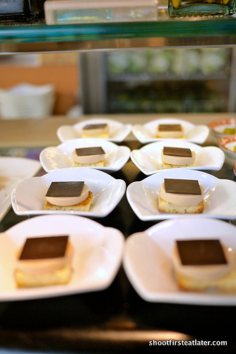 chocolate chip foie gras