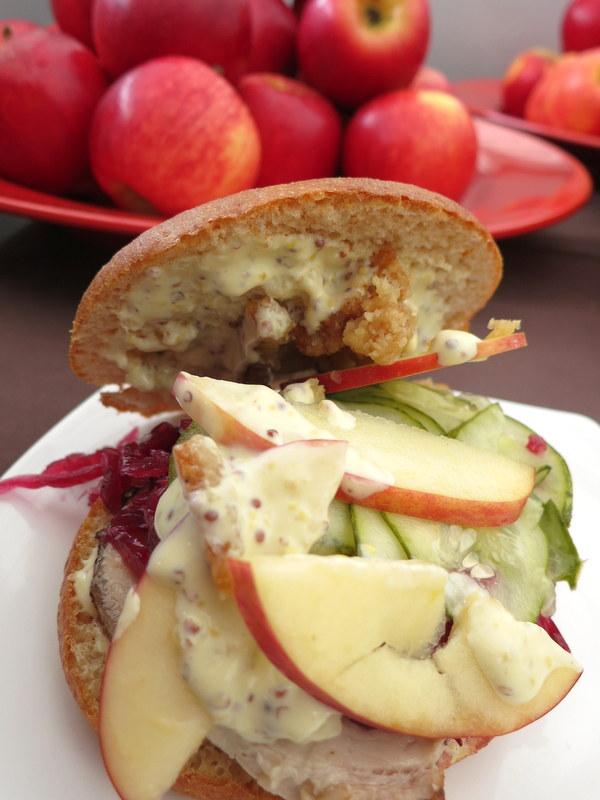 Denmark - Meyers Kokken's porc sandwich