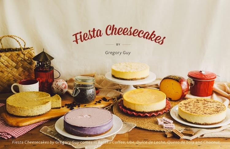 Greg Guy Fiesta Cheesecakes FB