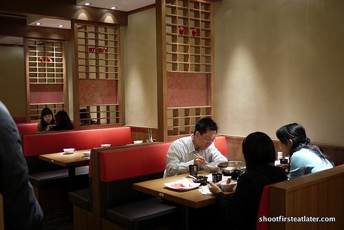 Gyu Jin Shabushabu & Sukiyaki