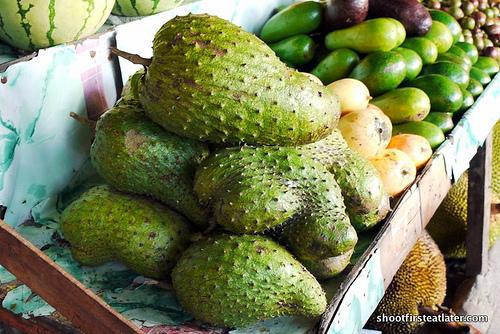 guyabano or soursop