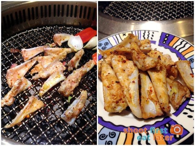 Gyumon Yakiniku Restaurant- tori nankatsu (chicken cartilage soft bone) P230-001