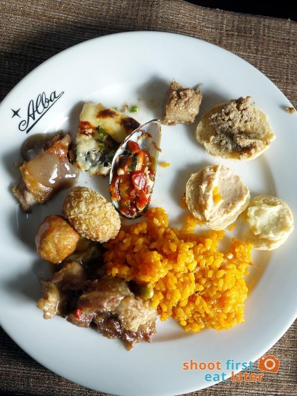 Alba Restaurante Español-027