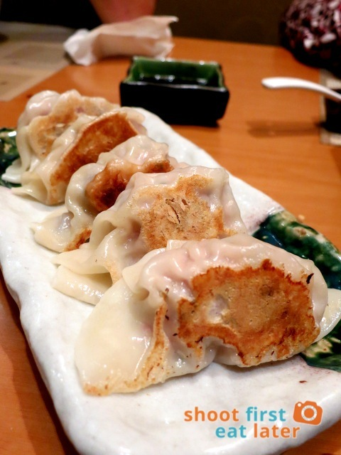 Edo Japanese Restaurant - gyoza