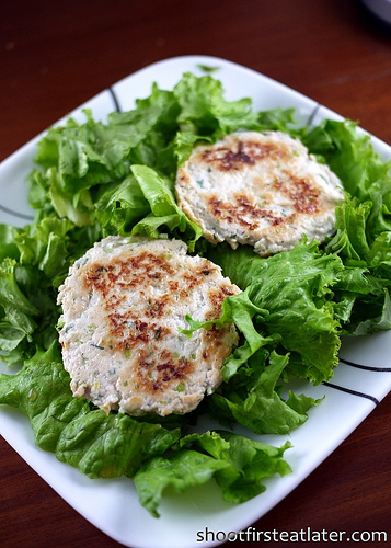 Cohen Lifestyle Seafood Meals- crab cakes