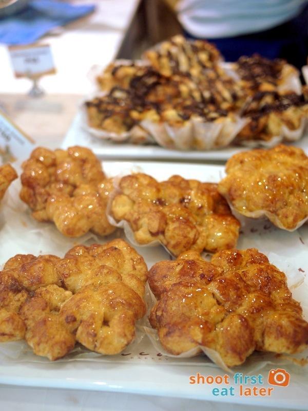Lucca Bakery (SM Mega Fashion Hall)- Cinnamon Morning Bun P40