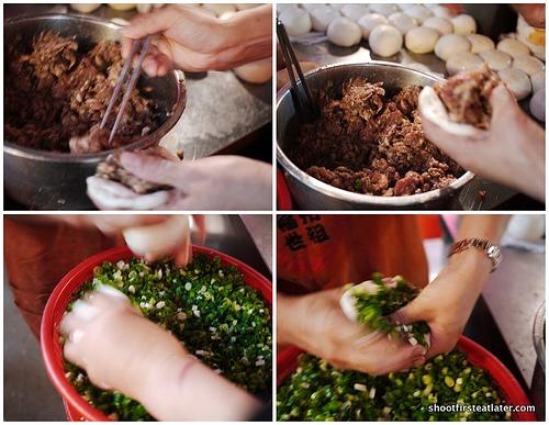 Hu Jiao Bing Black Pepper Pork Buns
